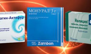 Аналоги препарата Монурал