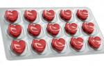 Таблетки для лечения цистита