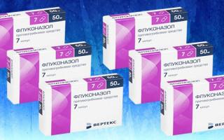 Флуконазол при терапии цистита