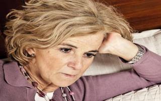 Цистит в менопаузе (при климаксе) особенности развития и лечения