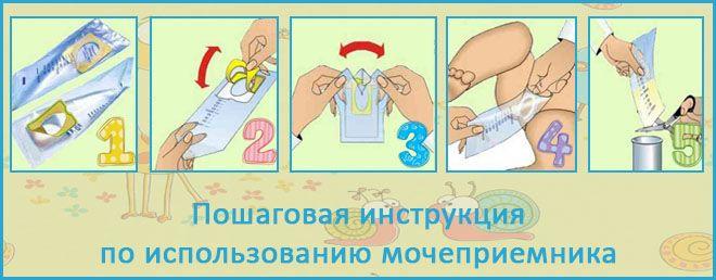 мочеприемник инструкция