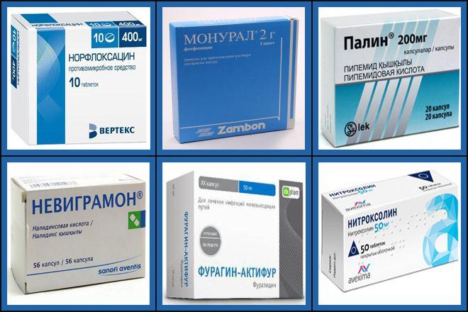 Самые эффективные препараты от цистита для женщин и детей