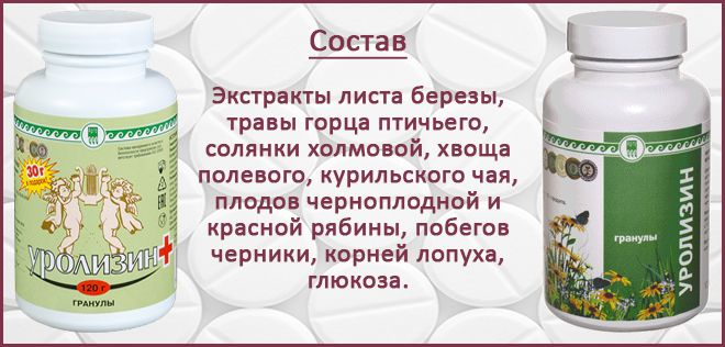 Уролизин
