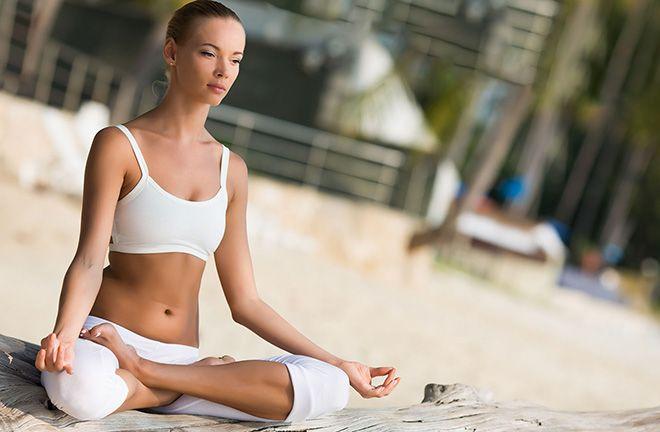 йога для женщин при цистите