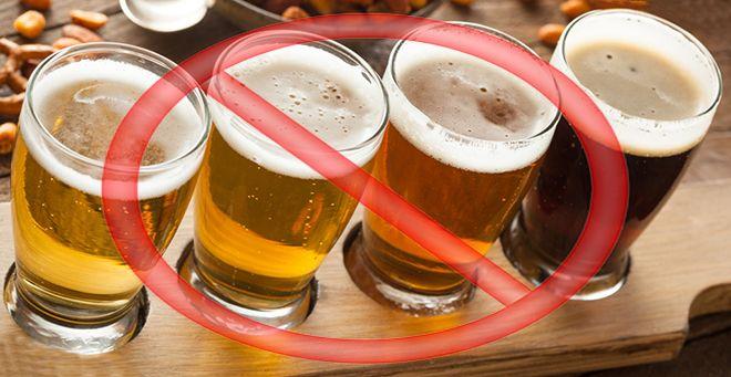 Можно ли пить алкоголь при цистите (пиво вино и др.) мифы и правда