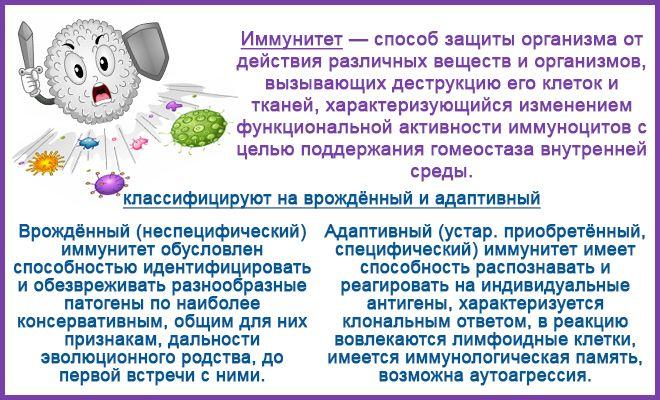 иммунный фактор