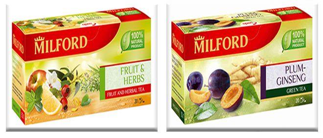 плодовые чаи