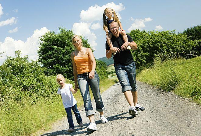 спортивная ходьба при цистите