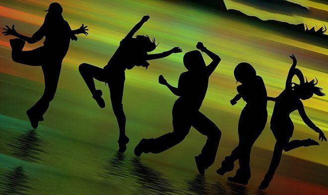 танцы при цистите