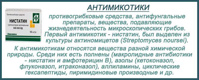 антимикотики