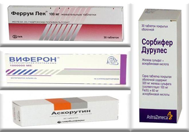 препаратов