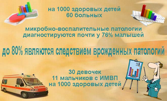 Статистика ИМВП